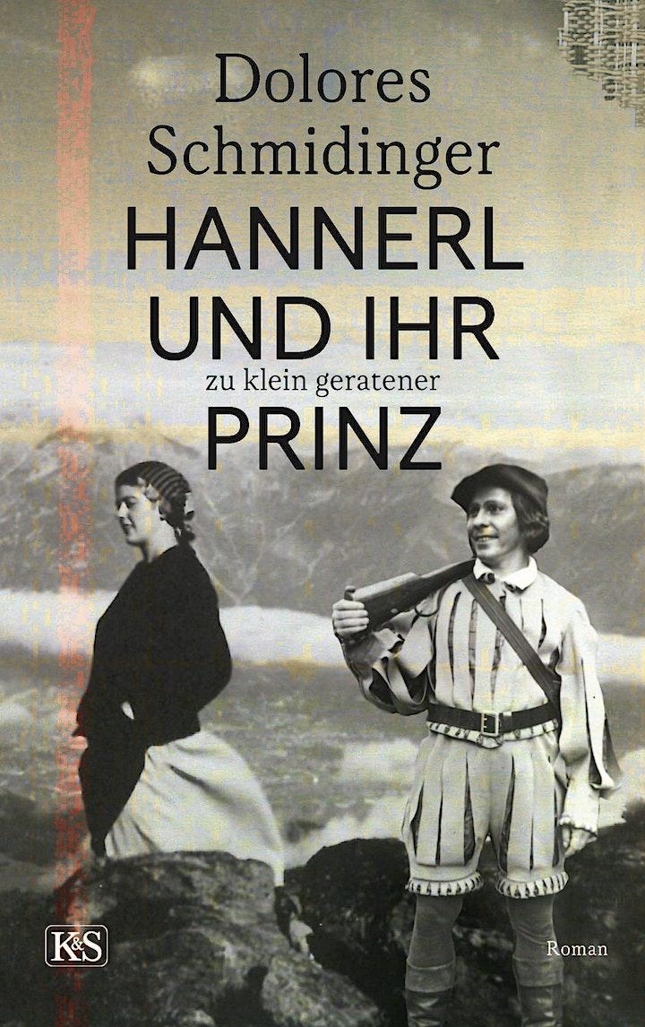 """Buchpremiere: Dolly Schmidinger """"Hannerl und ihr zu klein geratener Prinz"""": Bild"""