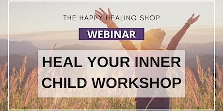 Heal Your Inner Child [Workshop] tickets