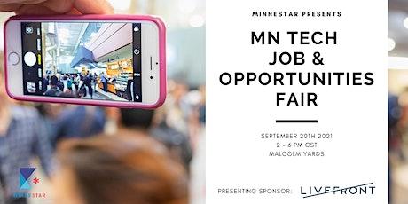 MN Tech Job & Opportunities Fair tickets