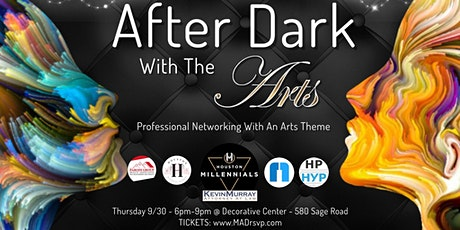 After Dark with the Arts - Professional Networking with the Arts tickets