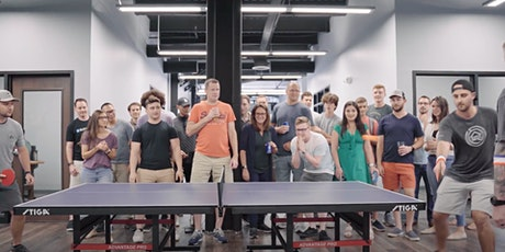 Charity Ping Pong Tournament  @ JG-HQ tickets