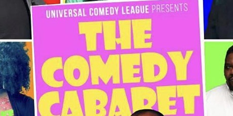 The Comedy Cabaret tickets