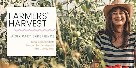 Farmers' Harvest   Dinner Series #3 tickets