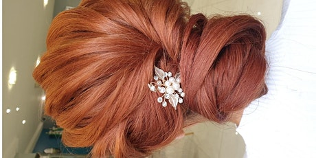 Bridal Upstyling course tickets