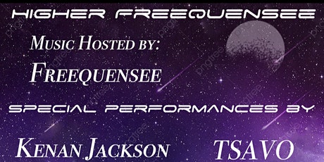 Higher Freequensee: Cosmic Voyage tickets