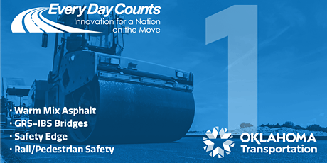 ODOT Every Day Counts 1 Webinar tickets