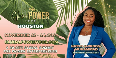 Global Power Tour Conference tickets