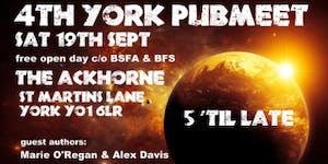 4th York Pubmeet