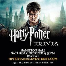 Harry Potter (Movie) Brunch Trivia tickets