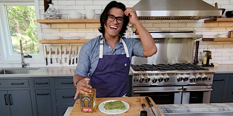 Cheers to Hispanic Heritage Month: Cook and Sip with Chef Byron Gomez tickets