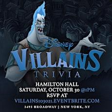 Disney Villains Brunch Trivia tickets