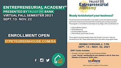 Entrepreneurial Academy tickets