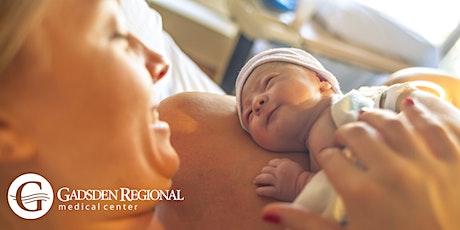 Gadsden Regional Medical Center Online Childbirth Class tickets