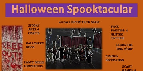 Spook Up Halloween Party tickets