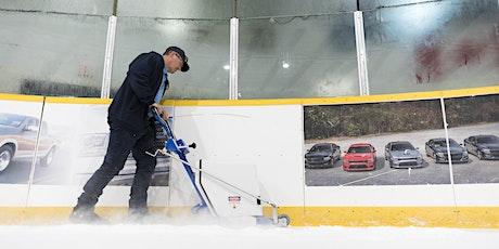 Arena Operators Level 1 Course - Ice Maintenance tickets