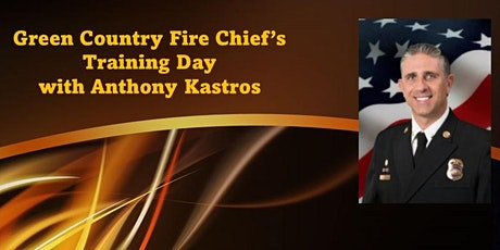 Green Country Fire Chief's Training Day tickets