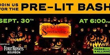 Jack O'Lantern Spectacular Pre-Lit Bash tickets