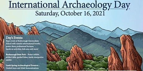 International Archaelogy Day Expo - Lecture Series Three: Jack Warner tickets