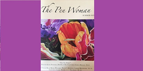 Pen Women with Dorothy Atkins:  Antiques Group Meeting @ SJWC tickets