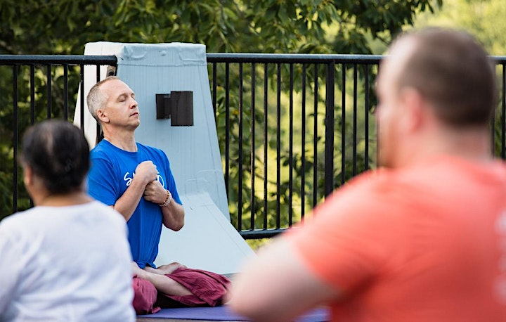 Tibetan Yoga For Health And Well-Being: Practice Retreat image