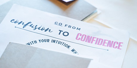 Move from Confusion to Confidence w/ Heather tickets