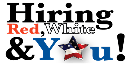 EMPLOYER INVITE:   Hiring Red, White and You:  Workforce Solutions Alamo tickets