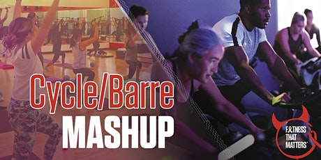 Cycle/Barre Mashup tickets