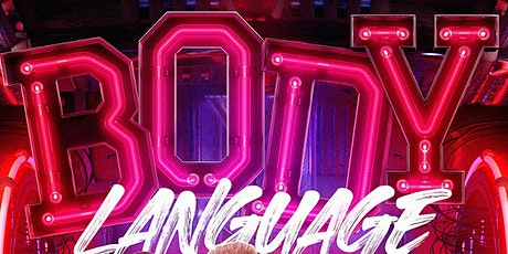 Body Language Friday's at Acapulco Night Club tickets