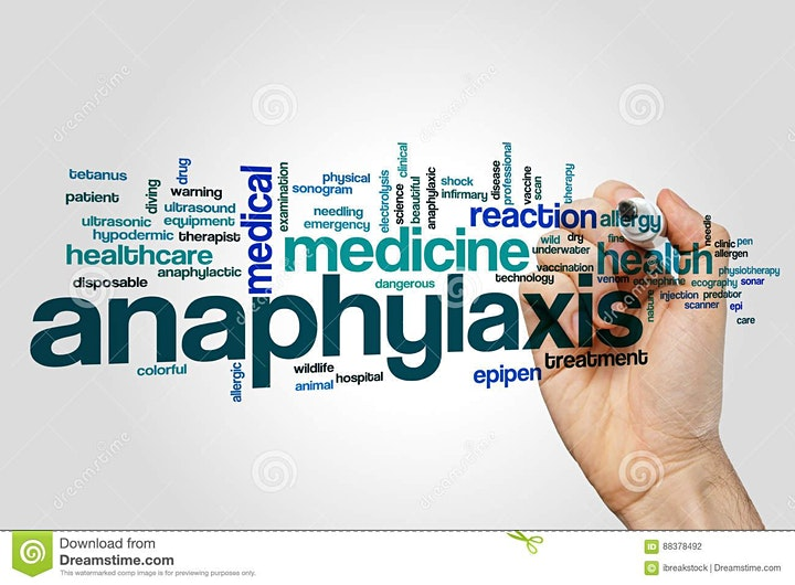 Allergy and Anaphylaxis training for Teachers and SNA's image