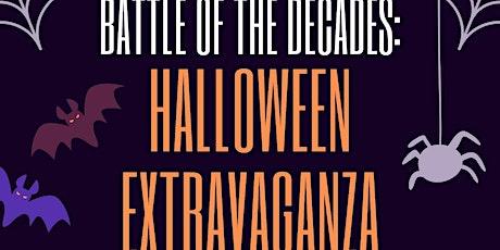 Battle of the Decades Halloween Extravaganza tickets