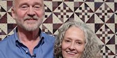 Precision Piecing Workshop with Shelley Scott-Tobisch and Bernie Tobisch tickets