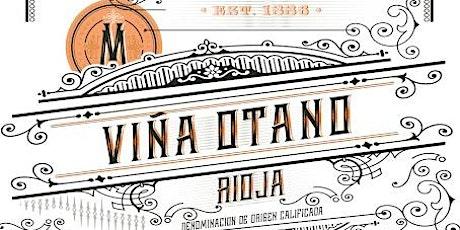 Viña Otano Wine Dinner tickets