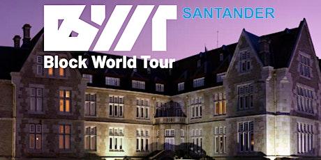 Block World Tour Santander 2021 entradas