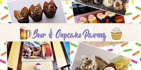 Beer and Cupcake pairing featuring Gold Mine Cupcakes!! tickets