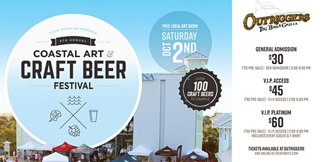 Fluid and Outriggers Craft Beer and Coastal Art Festival tickets