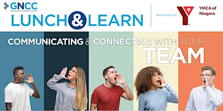 Lunch & Learn: Communicating & Connecting With Your Team tickets