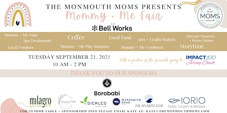 Monmouth Moms Mommy + Me at Bell Works! tickets