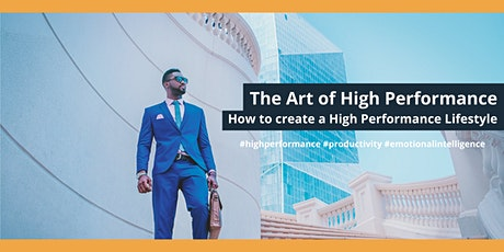 The Art of High Performance tickets