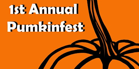First Annual Pumpkinfest - Saturday Session 1 tickets