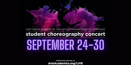 Student Choreography Concert tickets