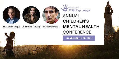 2021 Fall Children's Mental Health Conference tickets