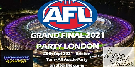 AFL Grand Final - Live in London! tickets