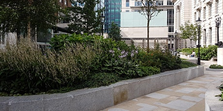 Modern Gardens of the City of London tickets