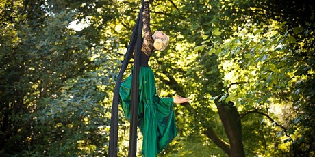 Learn Aerial Acrobatics With Your Child tickets