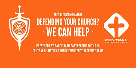 Range 54 Church Security Training & Consulting Event tickets