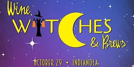 Wine, Witches & Brews- Indianola tickets