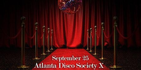 Atlanta Disco Society X - Vaccination Required tickets