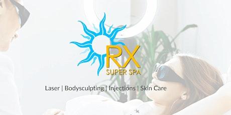RX Super Spa Super Babes Open House Event tickets