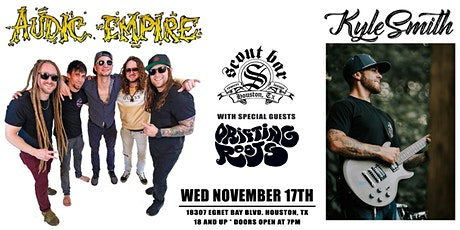 AUDIC EMPIRE & KYLE SMITH tickets