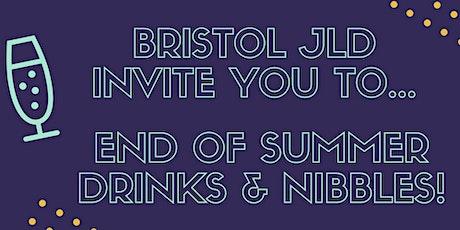 Bristol Junior Lawyers Division Summer Drinks! tickets